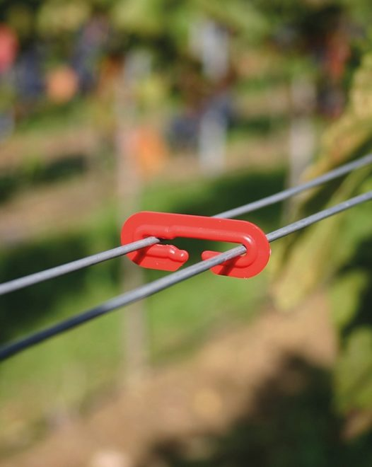 Multi-season Plastic Foliage Wire Clips