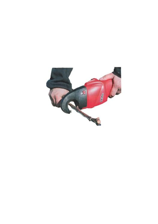 Vineyard LEA30s electric tying tool illustration