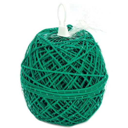 Vineyard hollow plastic tying material tubetto