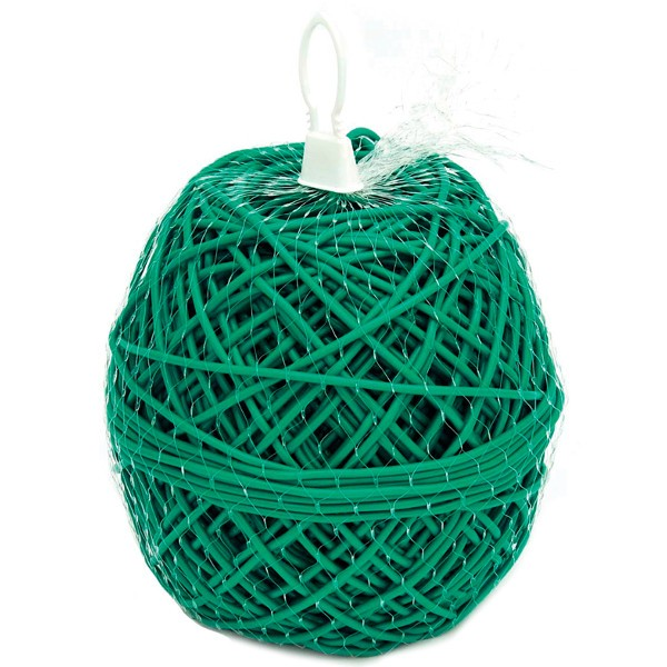 Vineyard hollow plastic tying material tubetto