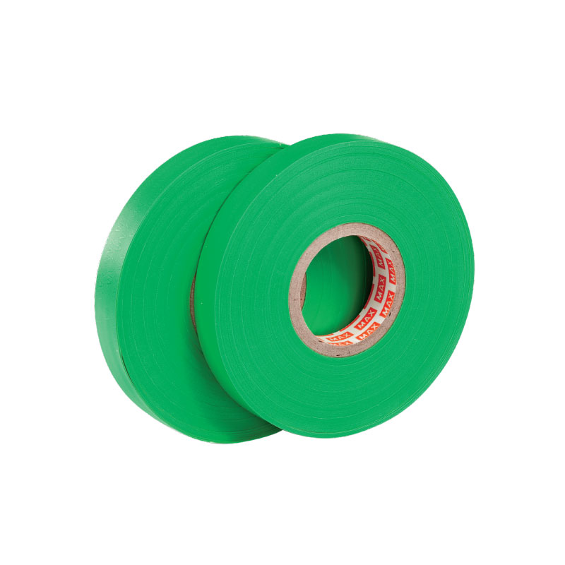 Vineyard photodegradable tape green