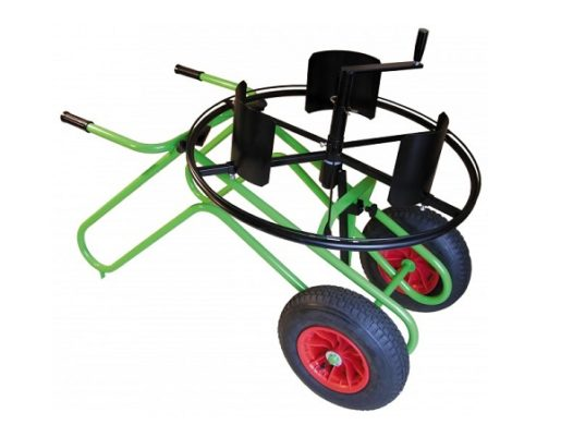 vineyard wire dispenser on cart s2