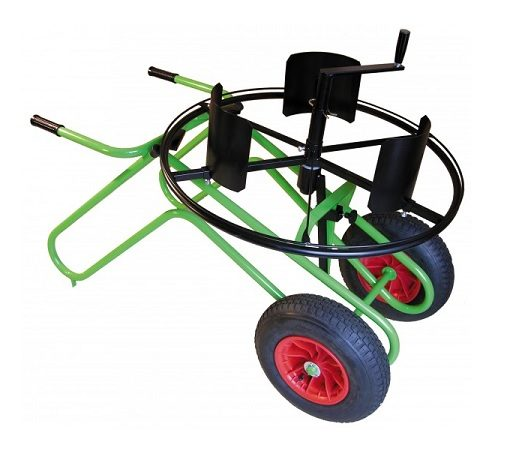 Atrax® Wire Dispenser on cart