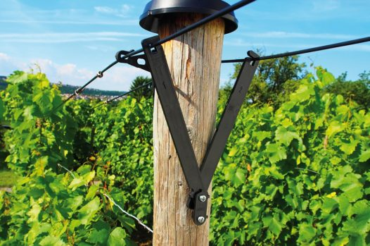 vineyard wire holder double hetfix