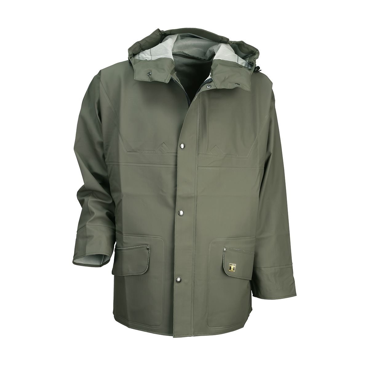 Guy Gotten ISODER Glentex green Jacket