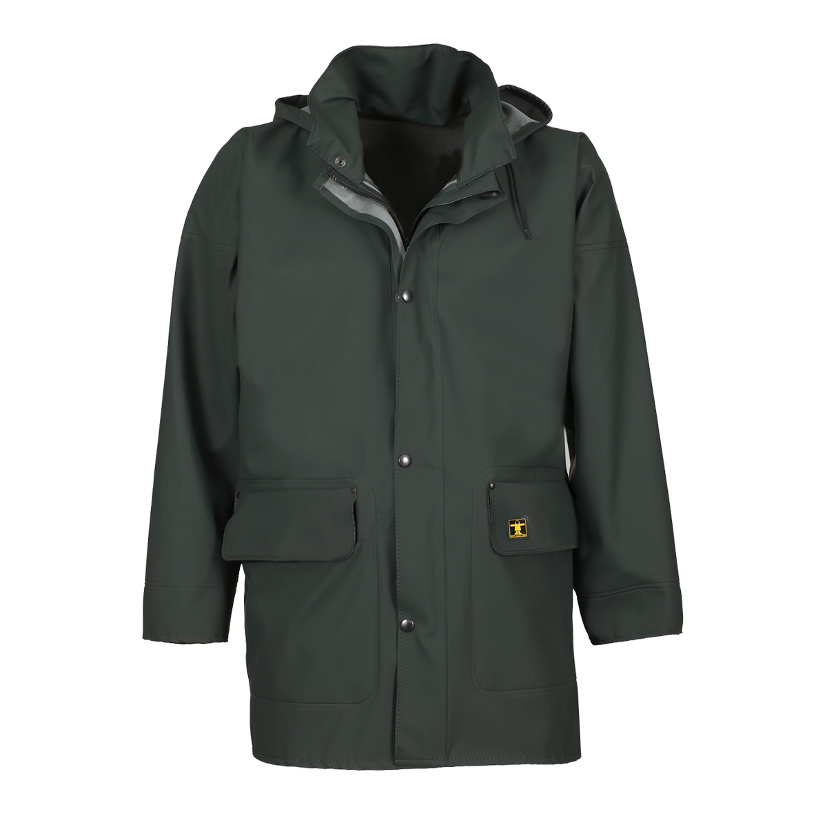 Guy Cotten VAL Green waterproof Jacket