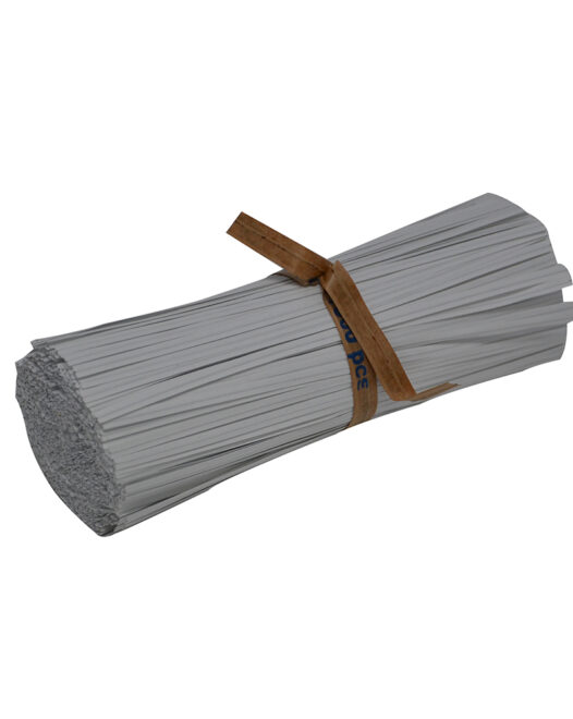 Paper (2K) Twist Tie - 150mm - White