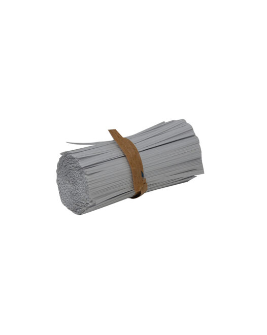 Paper (2K) Twist Tie - 100mm - White